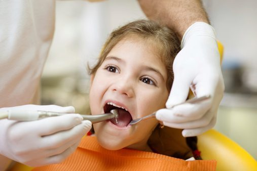 childhood tooth decay