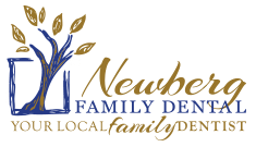 newberg family dental logo