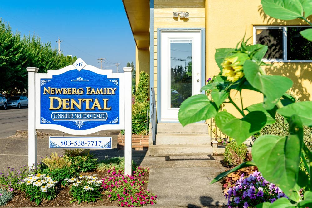 dentist in newberg